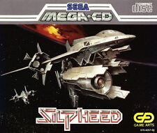 Sega Mega CD Spiel - Silpheed (mit OVP)