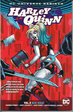 DC Universe Rebirth - Harley Quinn Vol 3 - Red Meat - softcover/New