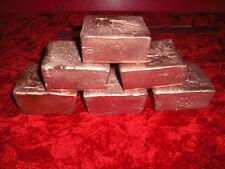 12.04 pounds copper.  casting ingots