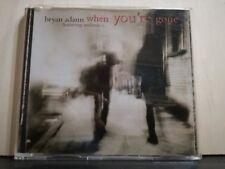 BRYAN ADAMS  WHEN YOU'RE GONE featuring MELANIE C - cds polydor 582813-2