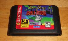 Bugs Bunny in Double Trouble      *** Sega Genesis  Game***