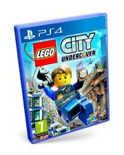 LEGO City Undercover PS4 Pal España Nuevo Precintado FÍSICO envio gratis