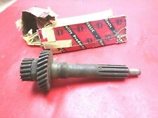 INPUT SHAFT MANUAL TRANSMISSION CHEVY GM FORD 4 SPEED CORVETTE WT242-16