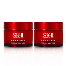 [SK-II] SK2 R.N.A. Power Radical New Age Anti Aging Moisturizers 15g x 2=30g NEW