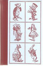 THROUGH THE LOOKING GLASS - ALICE'S ADVENTURES IN WONDERLAND- LEWIS CARROLL-