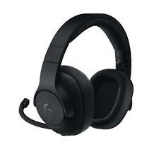 Logitech G433 7.1 Surround Sound Gaming Headset - Black