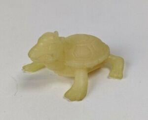 "1989 TMNT Retromutagen Ooze glow in the dark Baby ninja Turtle 1.5"" #1"