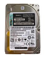 "Lenovo 00NA496 00NA497 00NA500 2TB, Internal, 7200RPM, 2.5"" Hard Drive"
