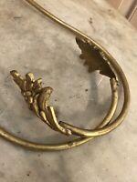 Paire d Embrase de Rideaux Bronze Napoléon III XIXeme Empire Louis XVI