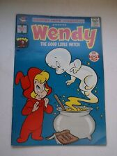 HARVEY COMICS: HARVEY HITS: WENDY, THE GOOD LITTLE WITCH #30, SCARCE ISSUE, 1960
