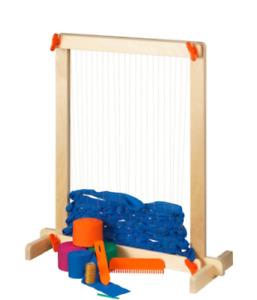 IKEA LUSTIGT 7-piece weaving loom set new
