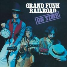 GRAND FUNK - ON TIME [CD]