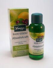 Kneipp®  Bade-Essenz Abwehrkraft (Lemongras, Acai und Zitrone) 100ml