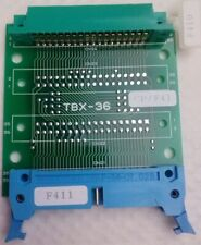 TEL Tokyo Electron TBX-36 PCB Assembly for Wafer Transfer, Used