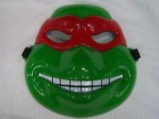 Raphael Teenage Mutant Ninja Turtle Mask Turtles Fancy Dress Party Costume