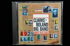 """Clarke Boland Big Band, Cole Porter, Beppe, Clarke """" Handle With Care """" Jazz Cd"""