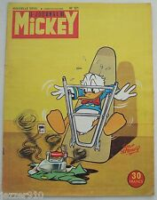 ¤ LE JOURNAL DE MICKEY n°121 ¤ 19/09/1954