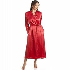 Full Length Satin Robe Lingerie & Nightwear for Women