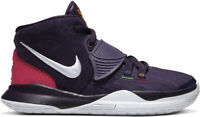 NIKE Kyrie 6 (PS) Basketball Shoes Sneaker Purple BQ5600 Size 12 kIDS