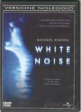 WHITE NOISE - DVD (USATO EX RENTAL)