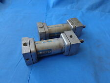 """MATCHING PNEUMATIC CYLINDERS Bore 5/8"""" Stroke 3 1/8"""" FESTO DW-40-80-P"""
