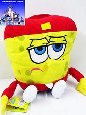 Spongebob Peluche di 30cm Lavabile Bob la Spugna Originale Nuovo Assort6