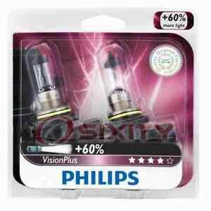 Philips Low Beam Headlight Bulb for Honda Accord Civic CRX Odyssey Prelude ss