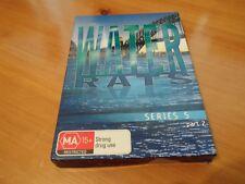 Water Rats Series 5 Part 2 on DVD Australian Import Region 4 Locked Rare