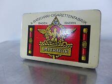 25er Zigarettendose Entw. Ivo Puhonny Dt. Werkbund um 1910 Baden cigarette tin