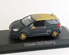 Citroen DS 3, Racing, schwarz-gold, 2013, NOREV 1:43
