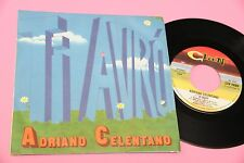 "CELENTANO 7"" ti avro' originale 1976 EX"