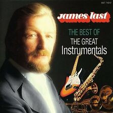 JAMES LAST - THE BEST OF GREAT INSTRUMENTALS [REMASTER] NEW CD