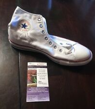SNOOP DOGG SIGNED CONVERSE CHUCK TAYLOR ALL STAR SHOE JSA/COA K25919