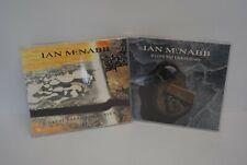 IAN MCNABB - IF LOVE WAS LIKE GUITARS & GREAT DREAMS 2 X CD SINGLES ICICLE WORKS