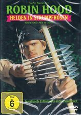 DVD ROBIN HOOD MEN IN TIGHTS Cary Elwes Dave Chappelle Mel Brooks Region 2 NEW