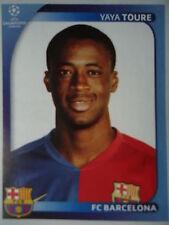 Panini 102 Yaya Toure FC Barcelona UEFA CL 2008/09