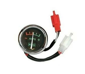 NEW ROYAL ENFIELD BLACK AMMETER FOR ROYAL ENFIELD