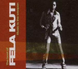 Best of/Music Is the Weapon (Doppel CD + DVD), Kuti,Fela, Good DVD-Video, Box se