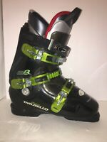 Dalbello Ski Boots: Z-Tech ZX8Custom  327mm 28.5 Mondo 10.5 US Black/Green