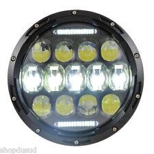 PHARE AVANT 75W LED 17,8cm CAFE RACER YAMAHA SR500 SR400 XT500 TT HONDA CB GB XS