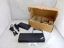 Lenovo ThinkPad Thunderbolt 3 Docking port replicator 40AC0135US