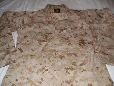 USMC Desert Marpat Camouflage Jacket Size Small Short