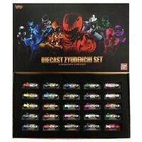 Power Rangers Morpher Kyoryuger Diecast Dino Zyudenchi 25pcs Set Bandai Limited
