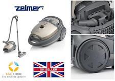 NEW Zelmer JUPITER ZVC425HT BAG VACUUM CLEANER TURBO carpet BRUSH HEPA