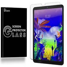 """BISEN Tempered Glass Screen Protector Guard Shield Cover For LG G Pad 5 10.1"""""""