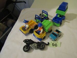 Toy Vehicles/Figures Bundle
