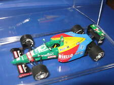 1:43 benetton ford b189 British GP a. Naninni 1989 Tameo Handbuilt en Showcase