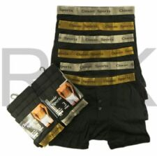 Ropa interior Boxer de color principal negro talla XL para hombre