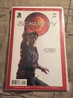 Dark Horse Comics One For One Serenity #1 Joss Whedon