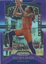 2020 WNBA PANINI * BRITTNEY GRINER PURPLE PRIZM * PARALLEL CARD 092 /125 MERCURY
